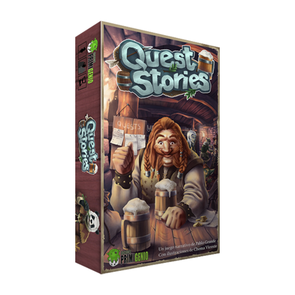 Quest Stories BETA