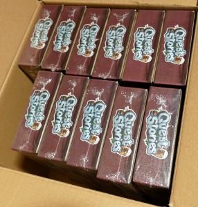 """Abrir la """"caja de cajas"""" siempre será un momento mágico"""