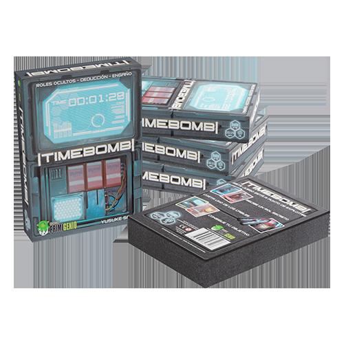 Caja TimeBomb